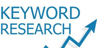 Guide for keyword research - Using Google keyword planner tool