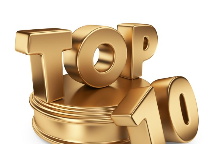 Most popular blogs-Top 10
