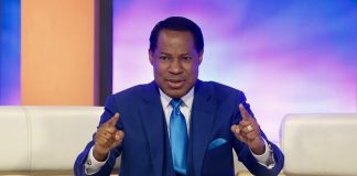 Pastor Chris Celebrates The New Year