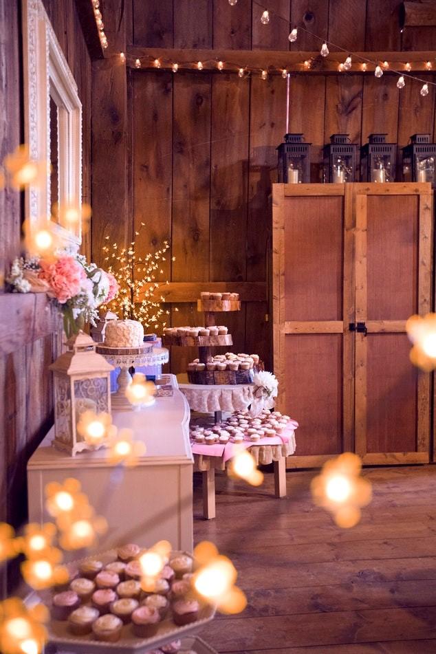A Modern Wedding with a Rustic Desert Feel