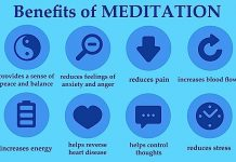 Spiritual benefits of meditation, guided meditation, Relaxation