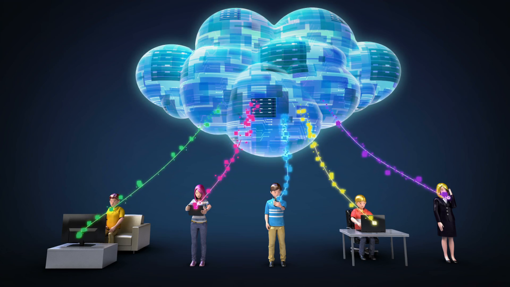 communication How cloud computing has transformed the world