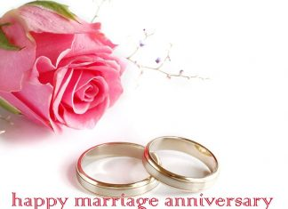 Tips for remembering wedding anniversaries