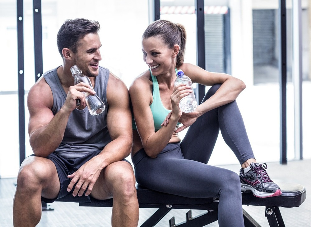 dating for fitness Are you dating on the Internet for spending time together?