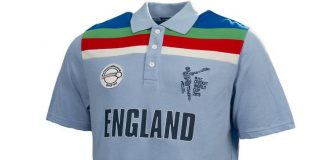 cricket world cup shirts