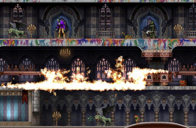 Castlevania Harmony of Despair review - Summer of Arcade, XBLA