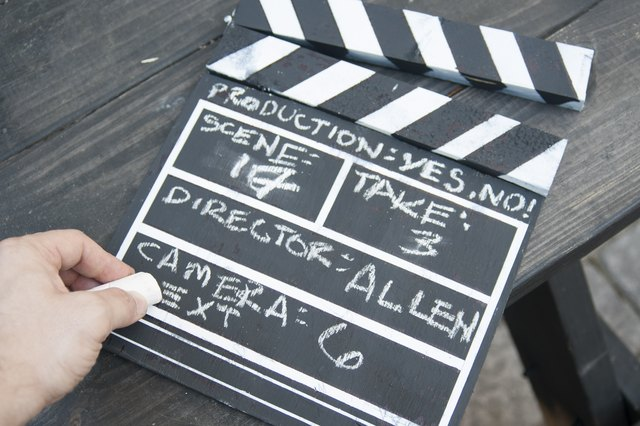 Preparing for your shoot: Making your own movie step by step