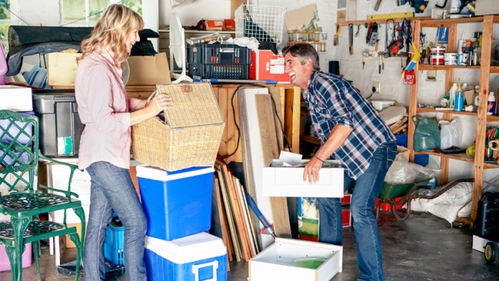 weekend 3 decluttering myths that need to be banished