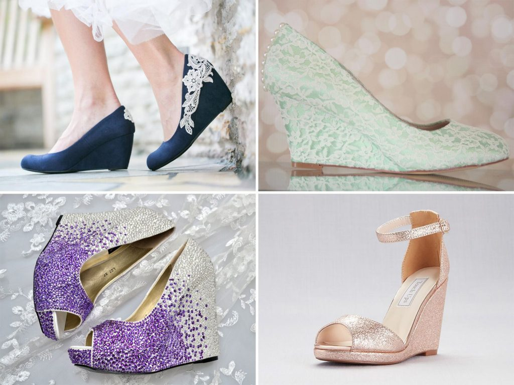 Wedding Wedges Tips for Getting the Best Wedding Shoes in 2020