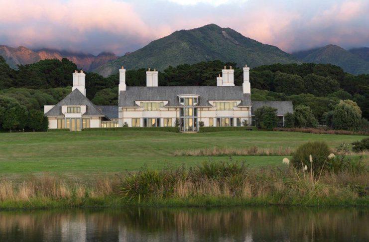 Luxury New Zealand travel – Wharekauhau Lodge