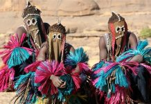 Secrets of Dogon people of Mali. Origins and myths