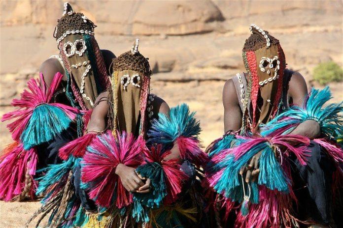 Secrets of Dogon people of Mali. Origins and myths