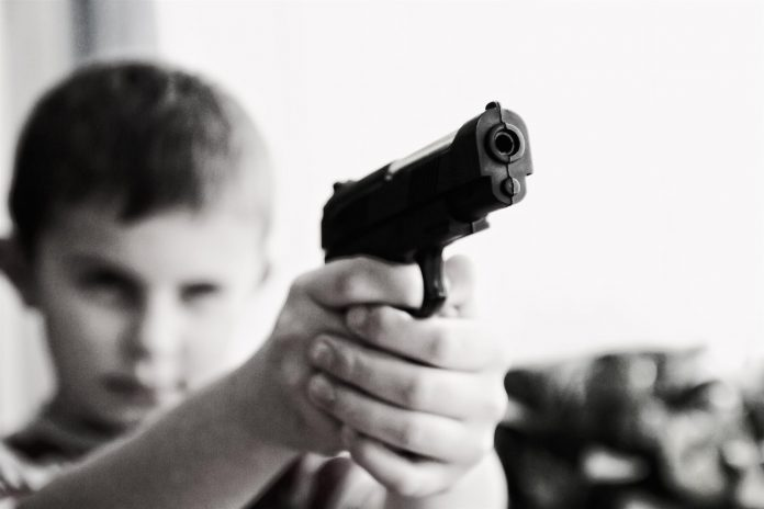 Should your child be given toy guns