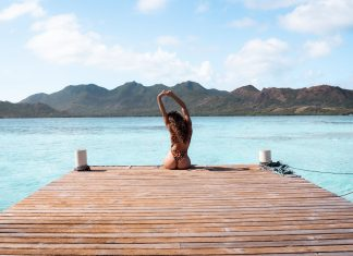 What to wear on South Pacific island cruise